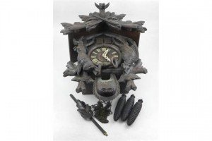 beechwood cuckoo clock,