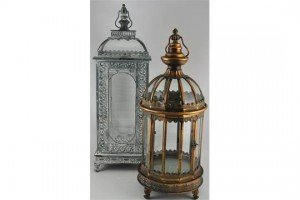 ornamental garden lanterns