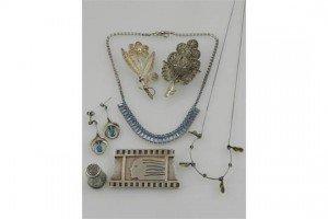 white metal jewellery