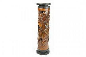 bamboo and wood perfumer