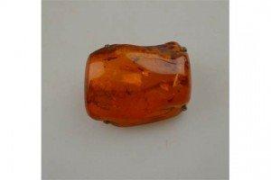 specimen of amber