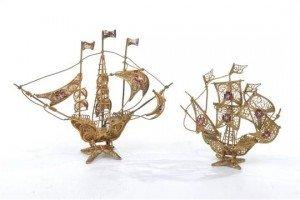 filigree ships
