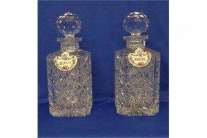 spirit decanters
