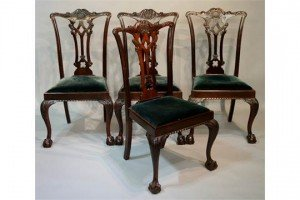 revival dining chairs