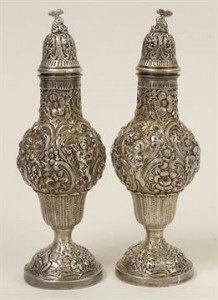 salt and pepper shakers,