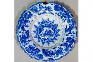 circular dish