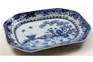Chinese Porcelain platter,