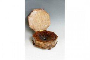 octagonal stool