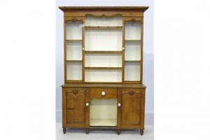 light oak dresser