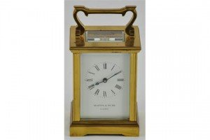 carriage clock,