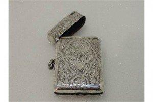 silver vesta