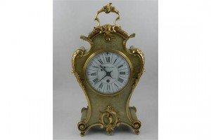 mantle timepiece