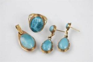 stone set jewellery