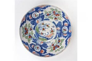 pottery plate,