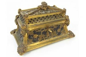 jewellery casket