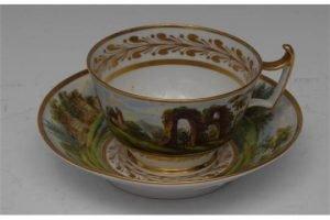 teacup and saucer,