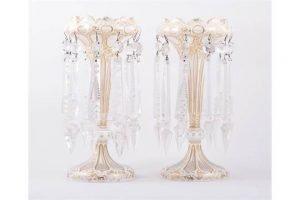 lustre vases