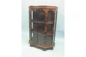 chinoiserie display cabinet