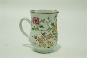 porcelain tankard
