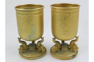 plannished cups