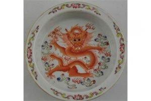 dragon water pot