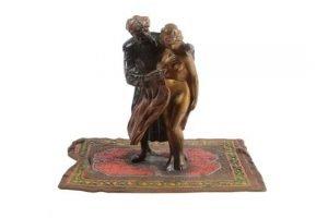 bronze erotic group