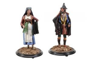 models of a southern European couple