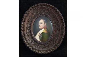 portrait plaque