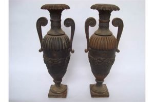 vase shaped ornaments