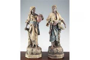 terracotta figures