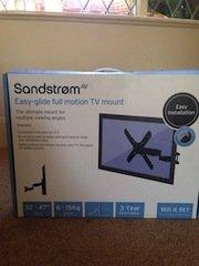 TV mount.