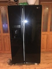 American style fridge freezer,