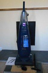 upright vacuum cleaner.