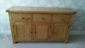 rectangular sideboard,
