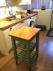 kitchen trolley,