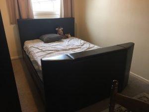 mattress.