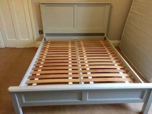 bed frame.