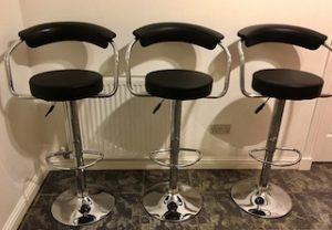 bar stools,