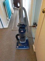 vacuum cleaner.