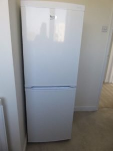 fridge freezer.