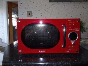 microwave ove