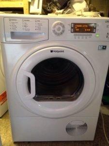 tumble dryer.